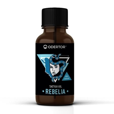 Olejek do pielęgnacji tatuażu Rebelia 50 ml tattoo oil