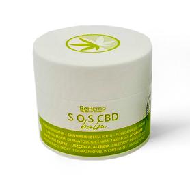 Maść konopna SOS CBD 50 ml